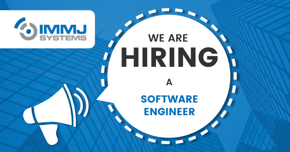 Software Engineer Immj Systems